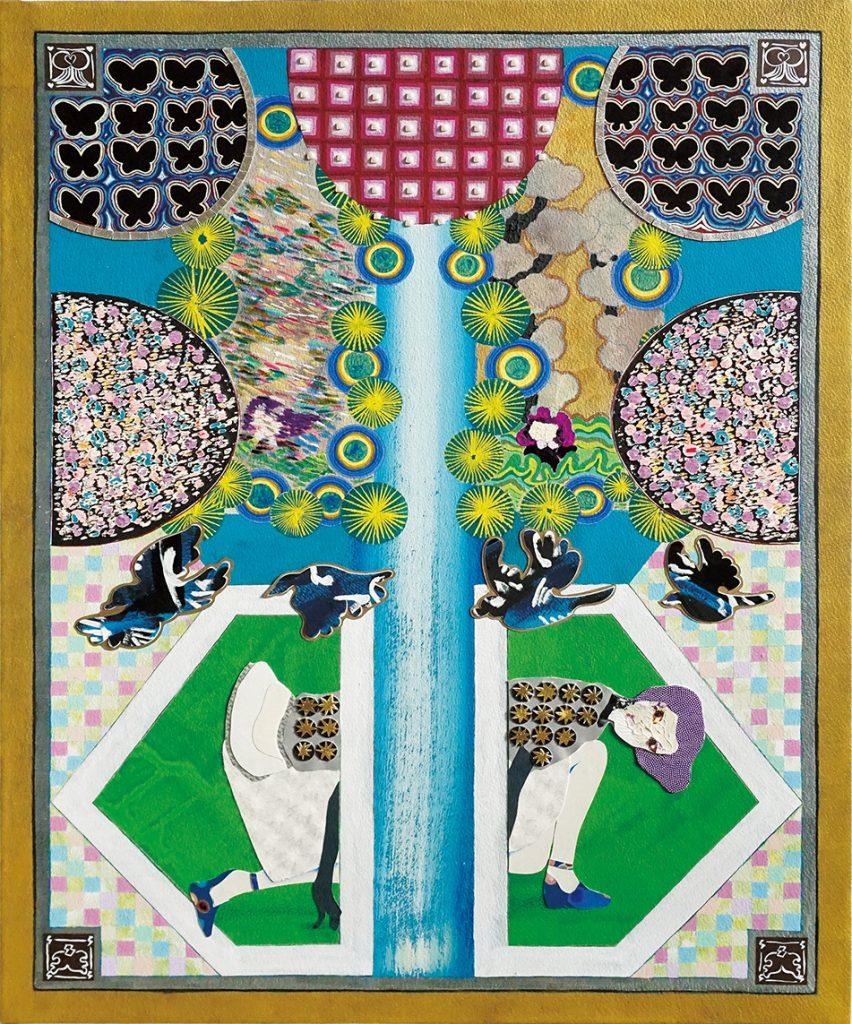 ガチヲ・サンダース個展 「有り余るほど贅沢な人生でした」
